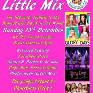 Christmas with Little Mix Tribute Act